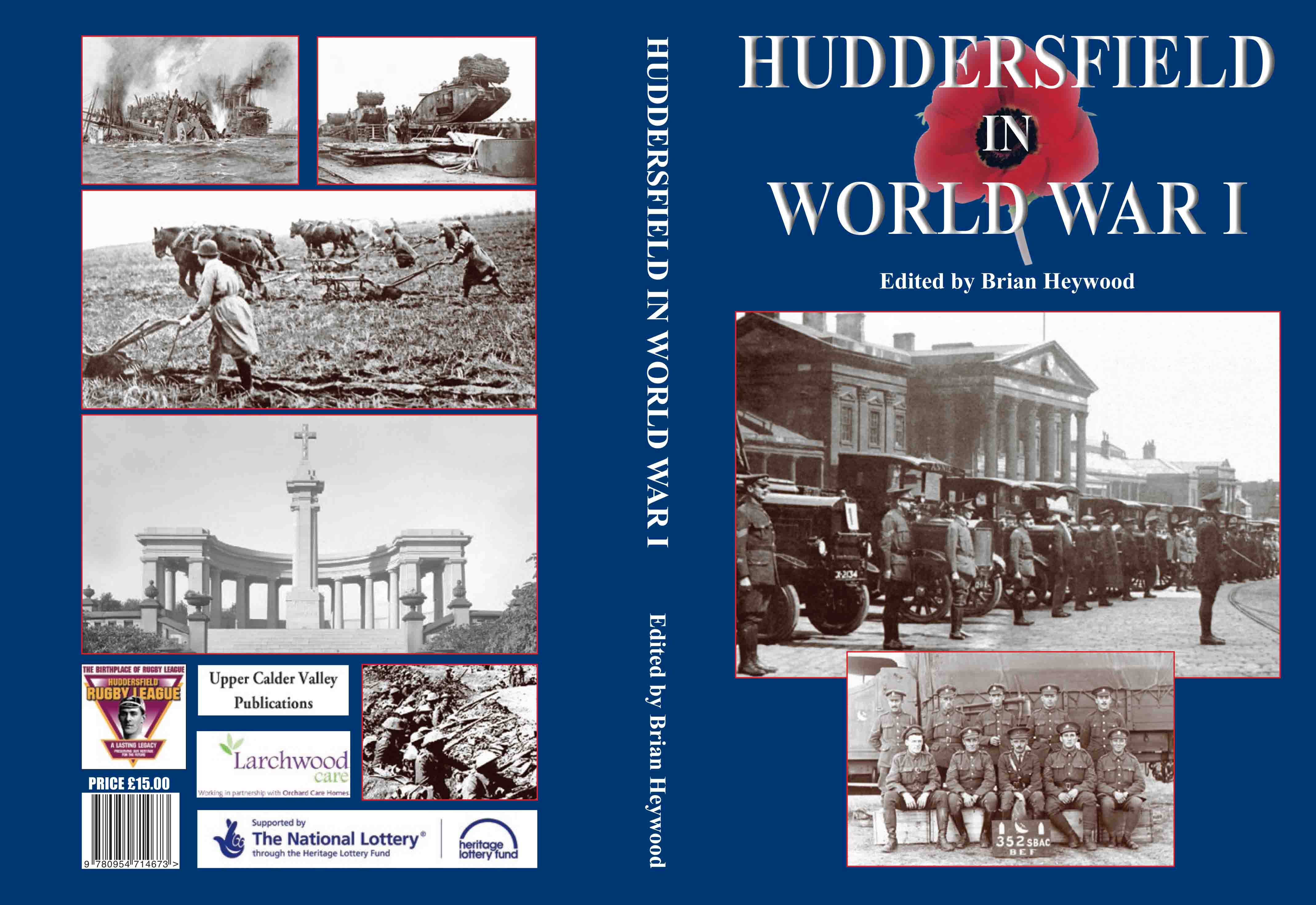 Huddersfield In World War 1