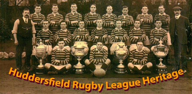 Huddersfield Giants Rugby League Heritage